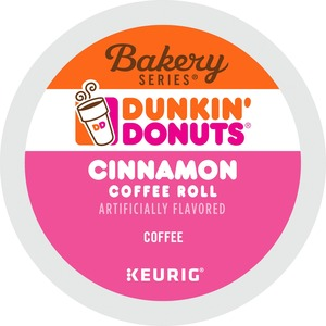 Dunkin' Donuts® Cinnamon Coffee Roll K-Cup