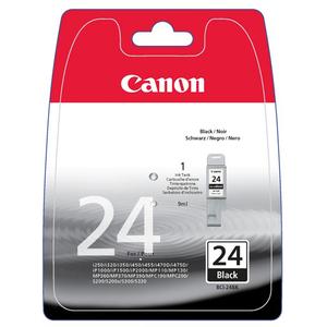 Encre Canon Noire - 6881A002 - BCI-24N