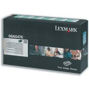 LEXMARK - Réf. : 08A0478