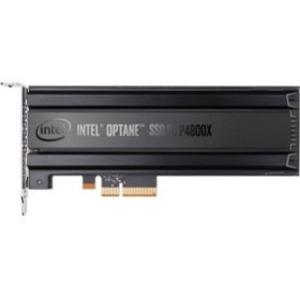 Intel Optane DC P4800X 1.50 TB Solid State Drive - PCI Express (PCI Express 3.0 x4) - 167936 TB (TBW) - Internal - Plug-