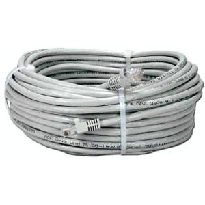 50ft Cat6 Gigabit Flexible Molded Gray Patch Cord / Mfr. No.: Cc715-50