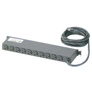 PANDUIT 10 Outlets Rack-mountable Power Strip