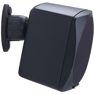 Universal Speaker Mount Black Wall/Ceiling Up To 20 Lbs TAA / Mfr. No.: Spk811