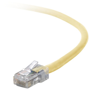 2ft Cat5e Yellow Snagless Patch Rj45m/Rj45m Cable ROHS / Mfr. No.: A3l791-02-Ylw-S