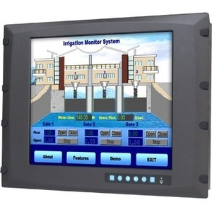"Advantech FPM-3171G 17"" LCD Touchscreen Monitor"