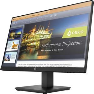 """HP P224 21.5"""" Full HD LED LCD Monitor - 16:9"""