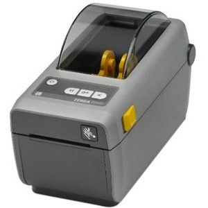 Zebra ZD410 Direct Thermal Printer - Monochrome - Desktop, Wall Mount - Label Print