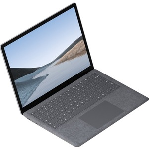 "Microsoft Surface Laptop 3 13.5"" Touchscreen Notebook - 2256 x 1504 - Intel Core i5 (10th Gen) i5-1035G7 Quad-core (4 Core) 1.20 GHz - 8 GB RAM - 128 GB SSD - Platinum"