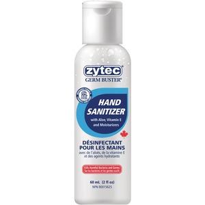 Zytec Clear Gel Hand Sanitizer Pro 60 mL
