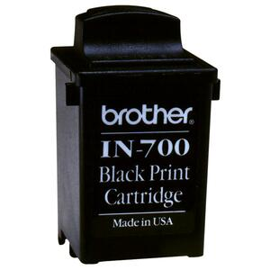 In700 Black Ink Cartridge For Word Processors / Mfr. No.: In700