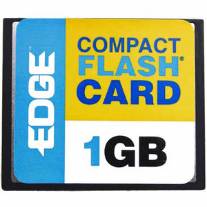 1gb Premium Compact Flash Card Cf / Mfr. No.: Pe188993