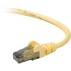 50ft Cat6 Yellow Snagless RJ45 M/M Patch Cable / Mfr. No.: A3l980-50-Ylw-S