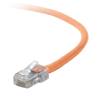 10ft Cat5e Orange RJ45 M/M Patch Cable / Mfr. No.: A3l791-10-Org