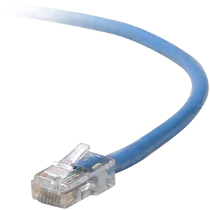 2ft Blue Cat5e Patch Cable Snagless ROHS / Mfr. No.: A3l791-02-Blu-S