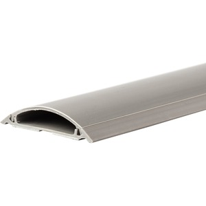 StarTech.com 6 ft 2in Wide Grey Floor Cable Duct with Guard