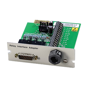 Relay Card-Bd As/400 Compatible W/ Serial Conv Cable F/ As/400 / Mfr. No.: 1014018
