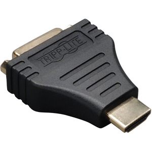 DVI D Female To HDMI Male Adapter Gold / Mfr. No.: P132-000