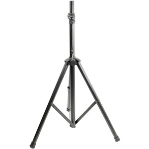 Pyle Universal Tripod Speaker Stand Mount Holder with Height Adjustable to 6ft / Mfr. No.: Pstnd2