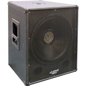 Pyle 15in Bass Speaker Cabinet / Mfr. no.: PASW15