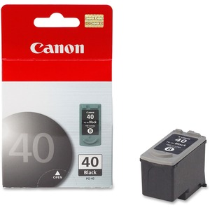 Canon Inkjet Cartridge PG-40 #40 Black
