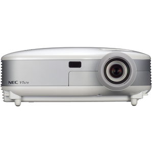 NEC VT670 Micro and Ultra Portable Projector