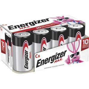 Energizer C Size Family Pack / Mfr. no.: E93FP-8