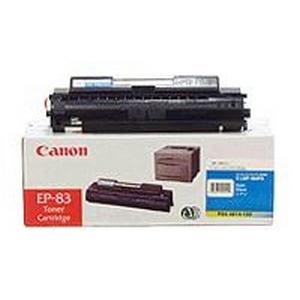 Toner Canon Noir pour LBP 400/460i/460PS - EP83BK