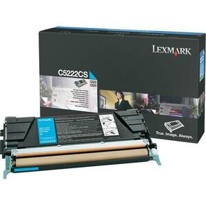 Cyan Toner Cart For C522 C524 C532 3k Page Yield