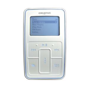 Creative Zen Micro 6GB MP3 Player