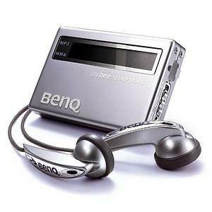 BenQ Joybee 120 128MB MP3 Player