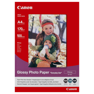 Papier Canon A4 170gr Glossy GP-501 - 0775B001
