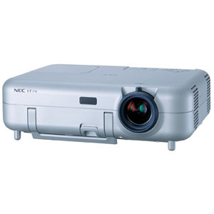 NEC Display VT770 Multimedia Projector