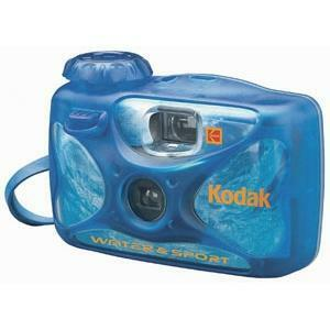 Kodak Water & Sport One-Time Use Camera