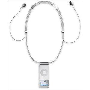 Apple iPod Nano Lanyard Earphone