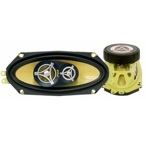 Pyle 4x10 3 Way Triax Speaker Sys / Mfr. No.: Plg41.3