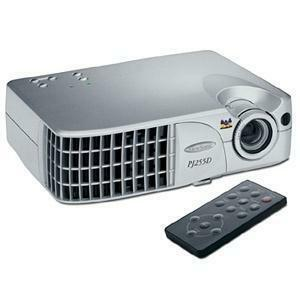 Viewsonic PJ255D Microportable Projector