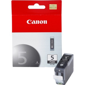 Canon Inkjet Cartridge PGI-5BK #5 Black