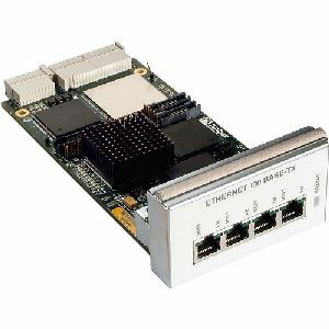 Juniper 4-port Fast Ethernet PIC Module