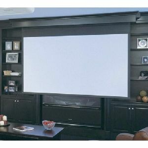 Draper Targa Electrol Projection Screen