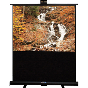 77in Diagonal Piper Portable Projection Screen HDTV Matt Whi / Mfr. No.: 230166