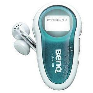 BenQ Joybee 110 MP3 Player