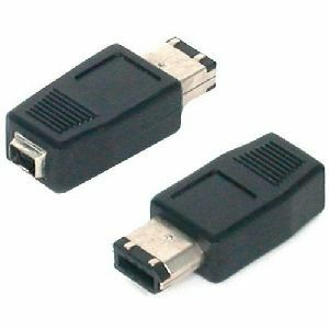 Ieee 1394 Firewire 4-6 Adapter F/M / Mfr. No.: Fire46fm