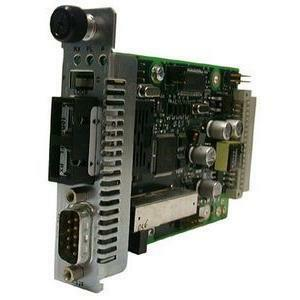 Transition Networks Point System RS232 Copper to Fiber Media Converter