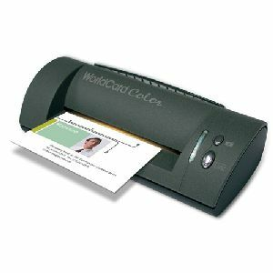 Worldcard Color A6 Color Business Card Scanner USB / Mfr. No.: Swocr0012