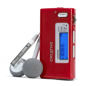 Creative Zen Nano Plus 512MB MP3 Player