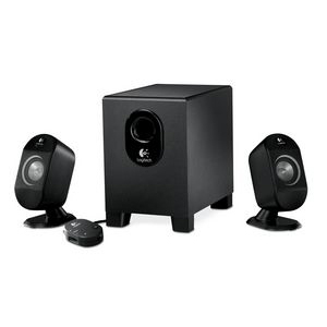 Logitech X-210 Multimedia Speaker System