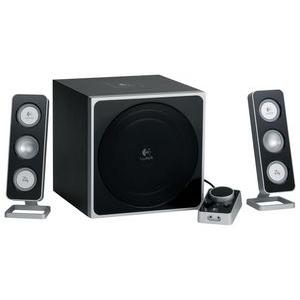 Logitech Z-4 Multimedia Speaker System