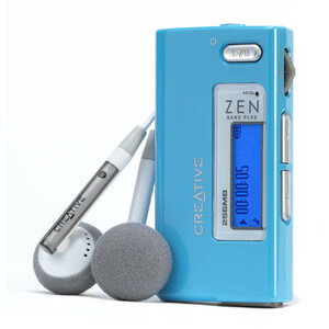 Creative Zen Nano Plus 256MB MP3 Player