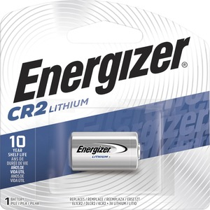Energizer Advanced Photo Lithium Battery - 1 Pack / Mfr. No.: El1cr2bp