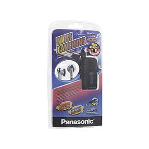 Panasonic RPHC50 In-Ear Noise Cancelling Stereo Earphone